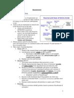 Exam IV Review