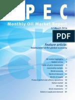 Momr March 2014 Opec Oil
