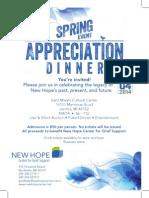 New Hope Spring Invite