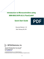 Mmavrau Avr Flowcode Quick Start Guide