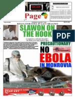 Thursday, March 27, 2014 Edition