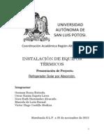 Proyecto Instalaciones Term 13