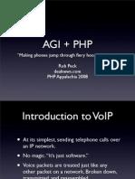 AGI+PHP