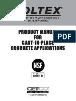 Voltex CIP Product Manual