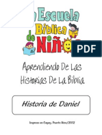 Historia de Daniel - Escuela Dominical