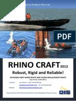 Rhino Craft Brochure