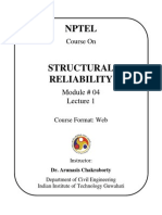 14Structural Reliability