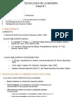 Introducción a la Tecnología de la Madera