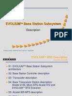 EVOLIUM Base Station Subsystem Description