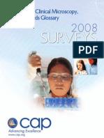Surveys Manual Glossary