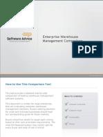 Enterprise WMS Comparison