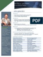 CV Miguel Illescas