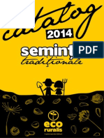 Catalog Seminte Traditionale Eco Ruralis 2014