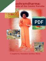 Varnashrama Dharma the Four Limbs of the Cosmic Purusha