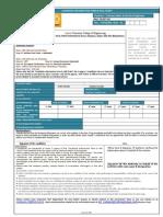 (NVL) CAPE -OBO- Hall Ticket & Candidate Information Format - RJ - 2014