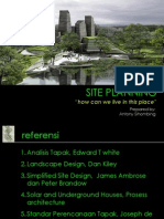 Site Planing - 280312
