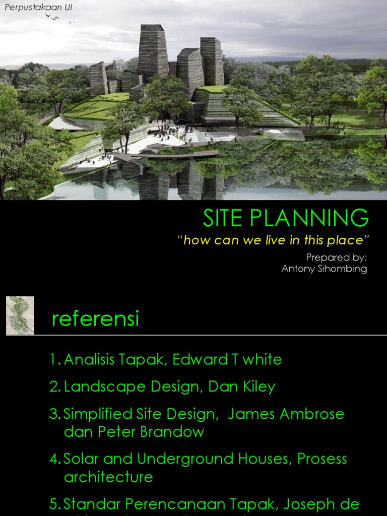 Site Planing 280312