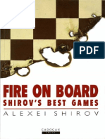Alexei Shirov - Fire on Board