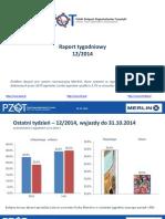 PZOT raport tygodniowy (12/2014)