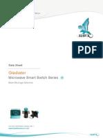 E-gladiator Microwave Switch Data Sheet