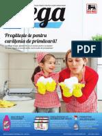 12. MEGA IMAGE Catalog Special – Pregateste-te pentru curatenia de primavara