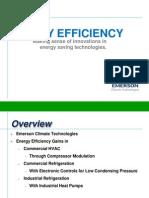 Making sense of innovations in energy saving technologies