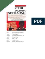 Resensi Buku Terbunuhnya Soekarno