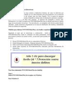 Retire PUP.OMGMusicPlus- última herramienta para eliminar PUP.OMGMusicPlus