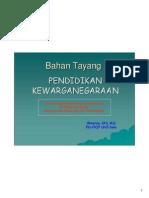 Bahan Tayang PKn 1 4