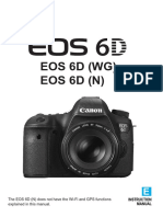Canon 6D Manual