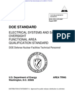 DOE-STD-1170-2007