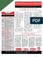 Kentwood Newsletter October 2009