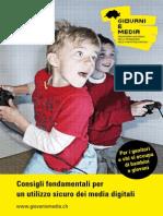 Consigli fondamentali per un utilizzo sicuro dei media digitali