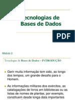 Manual Base Dados 1