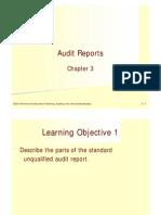 3. Audit Reports