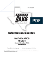 6eng Math Info Booklet Tagged