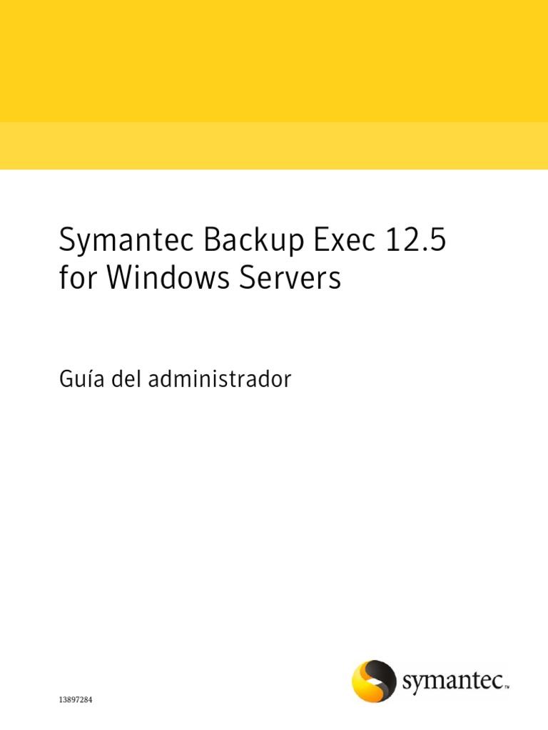 Backup Exec 2012 Guia Administrador