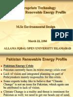 Renewable Energy Unit 9