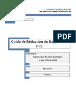 Guide de rédaction d_un Rapport PFE