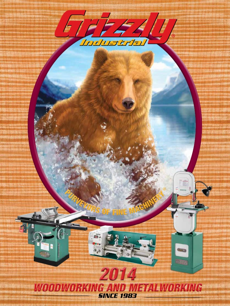 2014 Grizzly Main Catalog Web Drill Industrial Processes The Pedestal Base Of My Fareastknockoff A Baldor Carbide Grinder