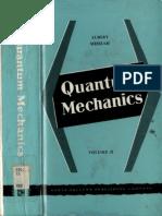 Messiah QuantumMechanicsVolumeII