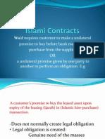 Islamic Contract