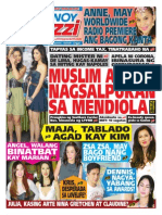 Pinoy Parazzi Vol 7 Issue 43 March 28 - 30, 2014