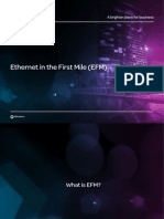 Midshire – EFM – Telecoms Brochure