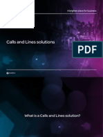 Midshire  – Calls and Lines – Telecoms Brochure