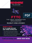 Midshire – FTTC – Telecoms Brochure