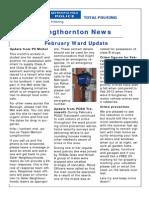 Longthornton SNT News