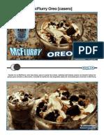 McFlurry Oreo PDF