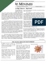MLS De Minimis Vol 2. Issue 7