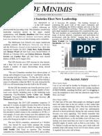 MLS De Minimis Vol 2. Issue 10